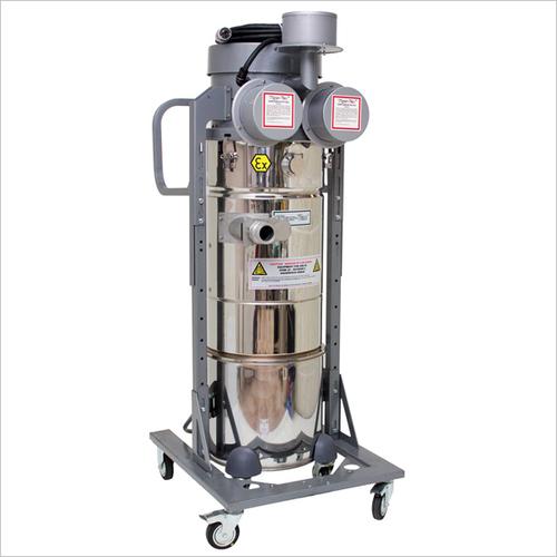 4D-35L EX DT MRP HEPA Explosion Proof Vacuum Cleaner