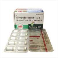 Pantoprazole Sodium EC and Domperidone Capsules