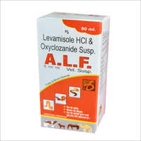 90ml Levamisole HCI and Oxyclozanide Suspension