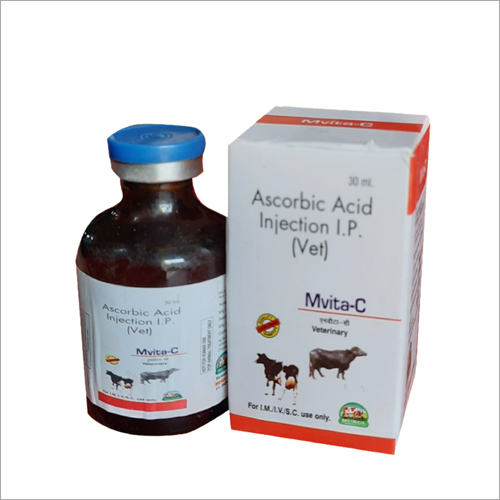 30 ml Ascorbic Acid Injection IP