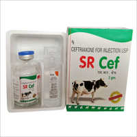 3gm Ceftriaxone For Injection USP
