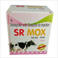 4gm Amoxycillin With Cloxacillin For Injection