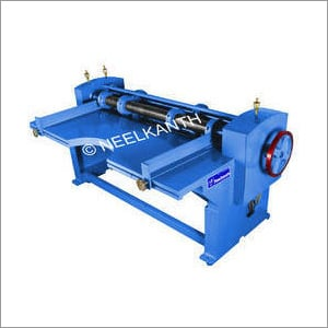 Industrial Four Bar Rotary Cutting And Creasing Machine
