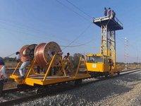 RAILWAY TRACK TROLLEY