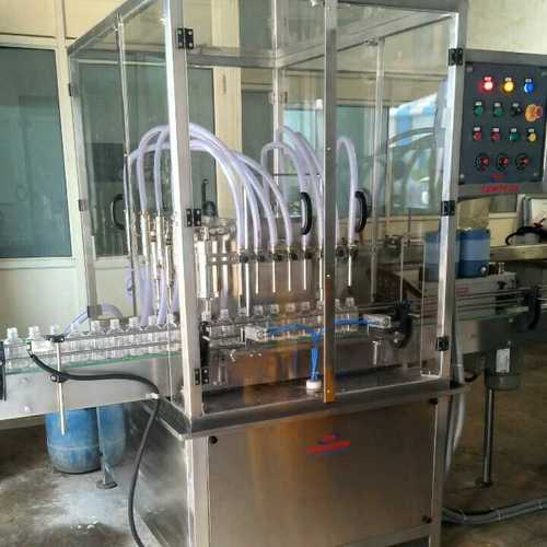 Eight Head Automatic Liquid Filling Machine