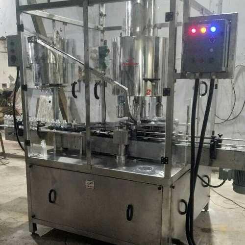 Automatic Cap Sealing Machine GMP Model