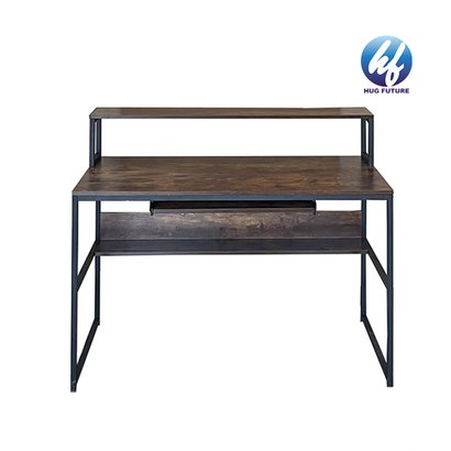 Alibaba Hot Sell Bookshelf Study Computer Table Office Computer Desk Certifications: Iso9001