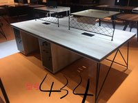 High Quality Ergonomic Modern Office Furniture Standing Stand Up Office Desk With Drawer