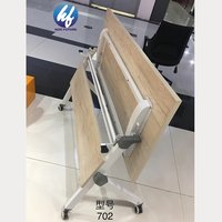 Stylish And Simple White Panel Modern Shaped Mdf Folding In China Wall Corner Desk/computer Table