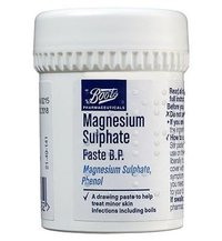 Magnesium Sulfate Paste