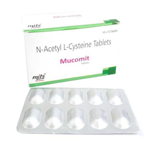 N-Acetyl L-Cystiene Tablets
