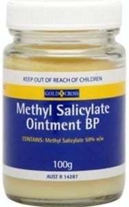 Methyl Salicylate Ointment