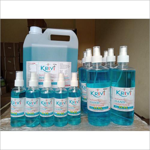 5 Liter Krivi Hand Sanitizer