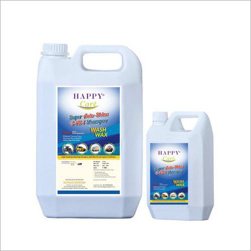 Happy Care Super Auto Shine 3in1
