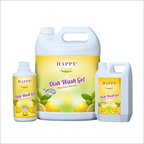 5 Liter Happy Care Dish Wash Concentrate