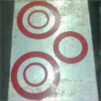Silicone Rubber Washer