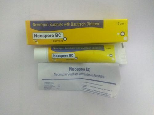 Neomycin Sulfate and Bacitracin Ointment