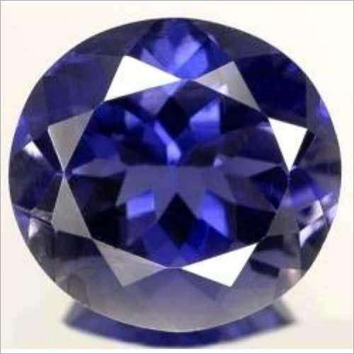 Iolite Natural Stone