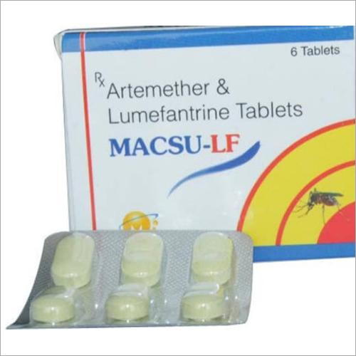 Artemether + Lumefantrine Tablets