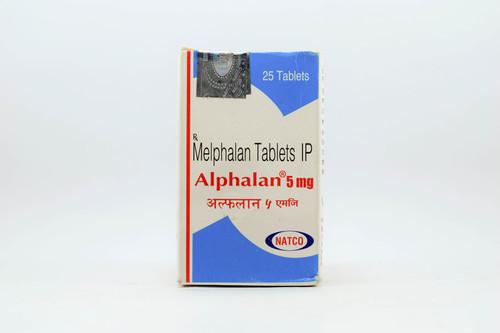 ALPHALAN 5MG (Melphalan (5mg)