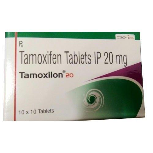 Tamoxilon 20mg Tablet (Tamoxifen (20mg)