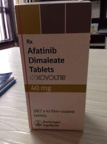 Xovoltib 40mg Tablet (Afatinib Dimaleate (40mg)