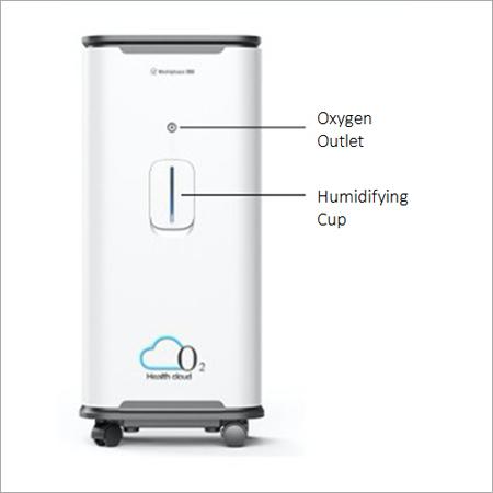 5 L Oxygen Concentration