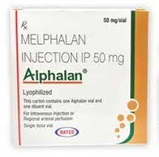 Alphalan Injection (Melphalan )