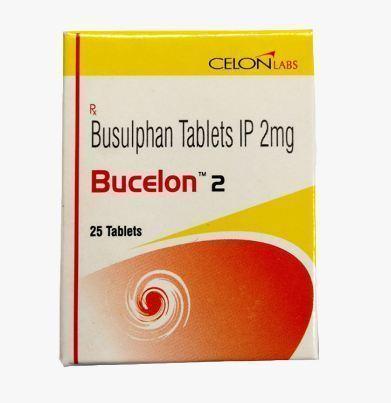 Bucelon 2 Tablet (Busulfan (2mg)