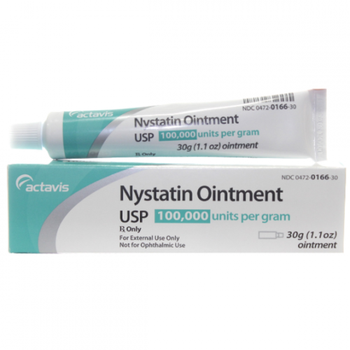 Nystatin Ointment