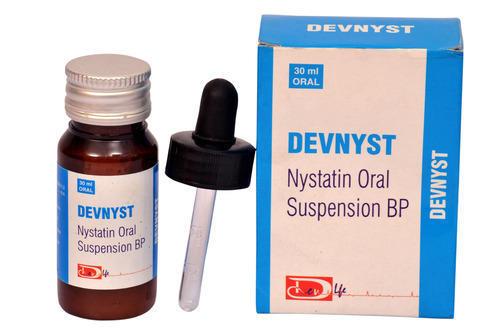 Nystatin Oral Syrup