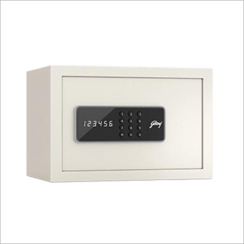 Godrej 8 Litres Ivory Digital Electronic Home Safe Locker
