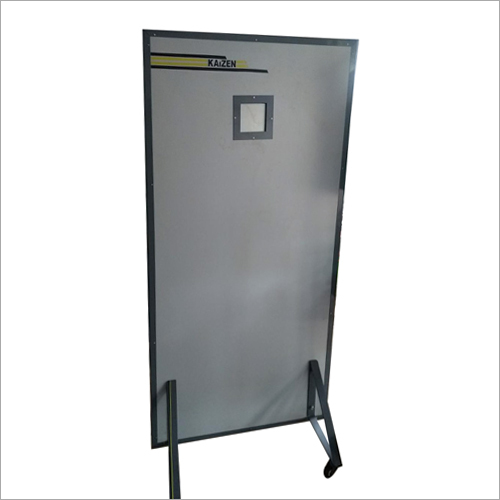 X Ray Lead Partition