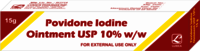 Povidone-Iodine Ointment