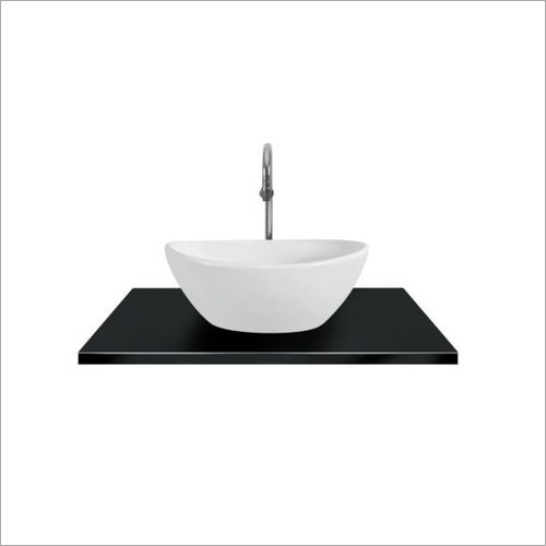 White Table Top Wash Basin