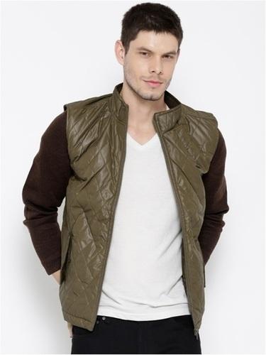 Sleeveless Quilted Jacket (Ka139)