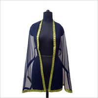 Ladies Beaded Lace Wrap Cape