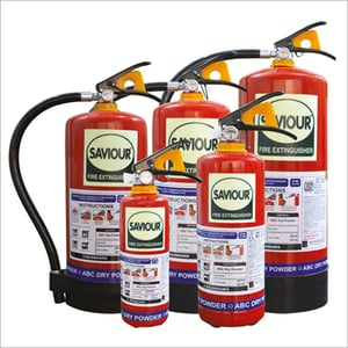 ABC Type Powder Portable Fire Extinguishers