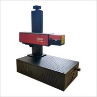EtchON Table Top Fiber Laser Marking Machine, FLE402D