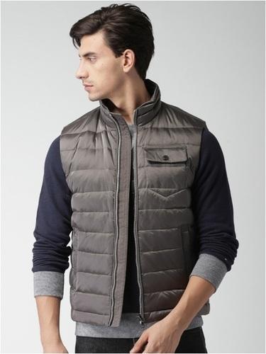Sleeveless Quilted Jacket (Ka141)