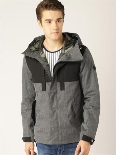 Full Sleeve Jacket With Hood