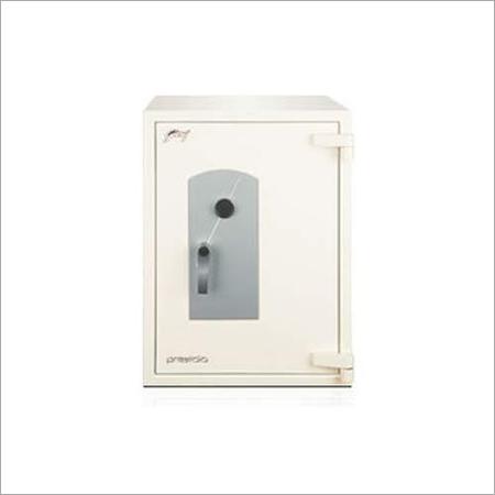 Godrej Locker Presidio 50 Steel Safe White