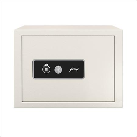 Godrej Safe 20L Ivory Home Locker NX Key Lock
