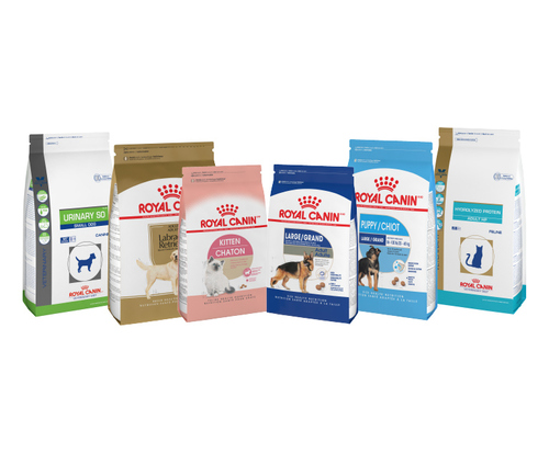 Royal Canin food for dogs and cats food