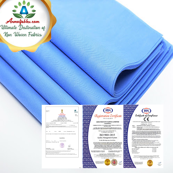 SSMMS, SMMS, SMS, SS NONWOVEN FABRIC SUPPLY IN WHOLE WORLD