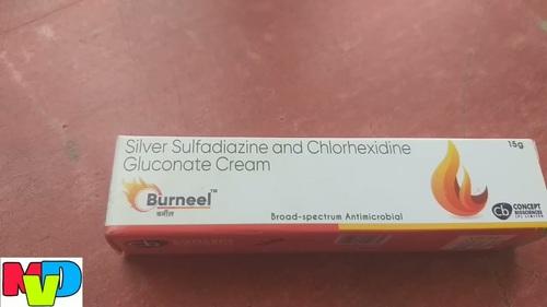 Silver Sulfadiazine with Chlorhexidine Gluconate Cream