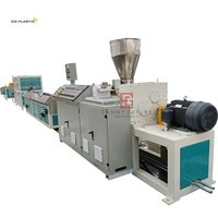 SY-HS Conical Double Twin Screw Indoor Decorate PVC Ceiling Panel Board Sheet Profile Making Machine