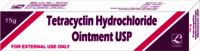 Tetracycline Hydrochloride Ointment