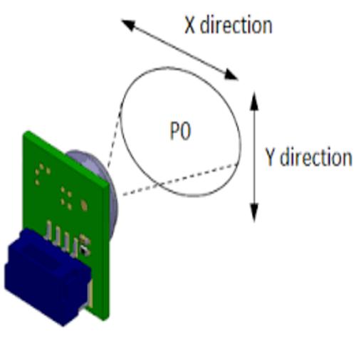Omron MEMS Thermal Sensors, Temperature Sensor