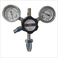 SS Double Stage Regulator For Air